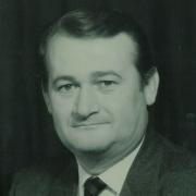 C. Rossetti (STET), Ecma past President (1986-1987)