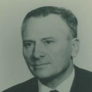 J. Engelfriet (EL), Ecma past President (1963-1964)
